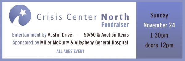 Crisis Center North – Fundraiser