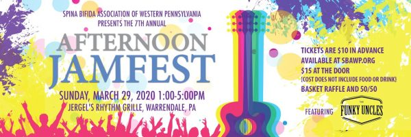 Jamfest to benefit Spina Bifida