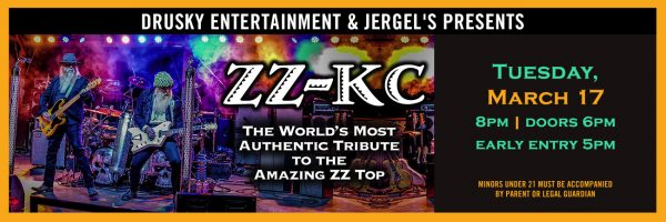 ZZ-KC – A Tribute to ZZ Top
