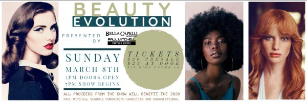 Beauty Evolution – Presented by Bella Capelli