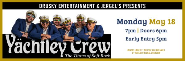 Yachtley Crew – Titans of Soft Rock