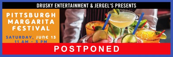 POSTPONED – Margarita Festival