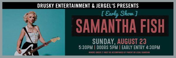 Samantha Fish – Early Show