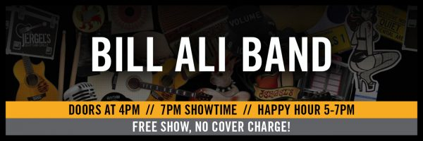 Bill Ali Band