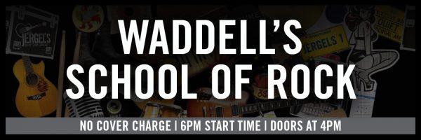 Waddell's School of Rock