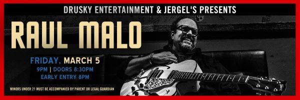 Raul Malo – Late Show