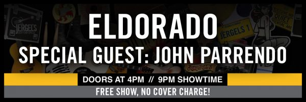 Eldorado w/John Parrendo
