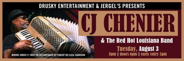 C. J. Chenier & the Red Hot Louisiana Band