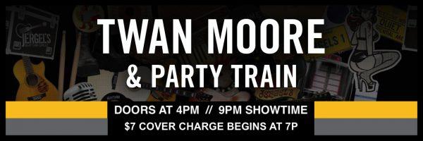 Twan Moore & Party Train