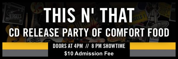 This N' That – CD Release Party