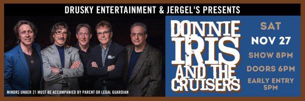 Donnie Iris & the Cruisers