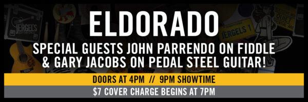 Eldorado w/John Parrendo & Gary Jacobs
