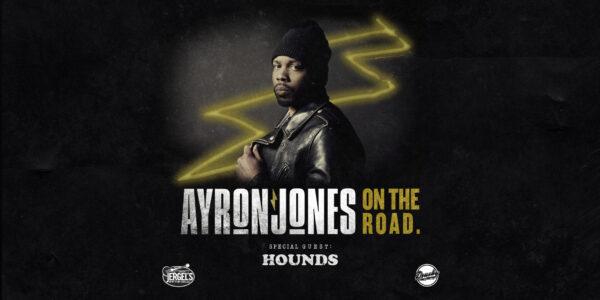 Ayron Jones – FREE Customer Appreciation Show